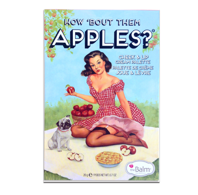 How bout them apples cover