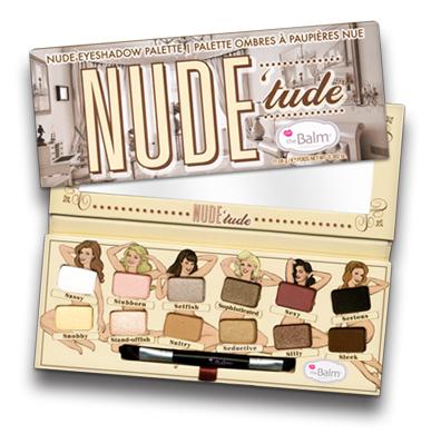 Nude Tude Palette