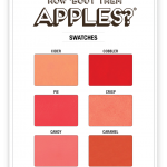 How bout them apples Swatch